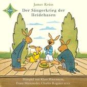 Der Sängerkrieg der Heidehasen, 1 Audio-CD Cover