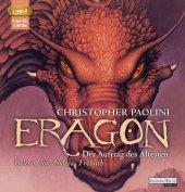 Eragon - Der Auftrag des Ältesten, 4 MP3-CDs Cover