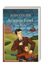 Artemis Fowl, Die Rache Cover