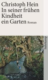 In seiner frühen Kindheit ein Garten Cover