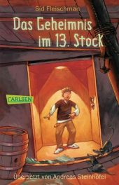 Das Geheimnis im 13. Stock Cover