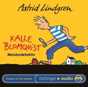Kalle Blomquist Meisterdetektiv, 1 Audio-CD