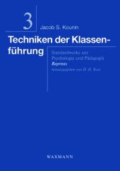 Techniken der Klassenführung Cover