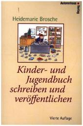Kinder- und Jugendbuch schreiben und veröffentlichen Cover
