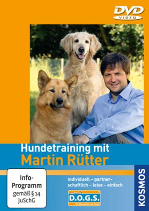 Hundetraining mit Martin Rütter, 1 DVD