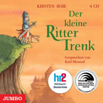 Der kleine Ritter Trenk, 4 Audio-CDs