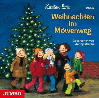 Weihnachten im Möwenweg, 2 Audio-CDs