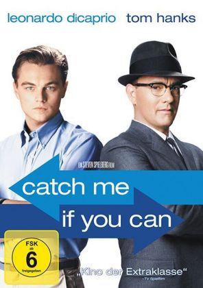 Catch Me If You Can, 1 DVD, deutsche, englische u. französische Version