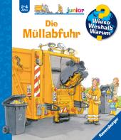 Die Müllabfuhr Cover