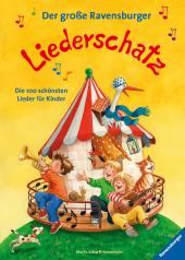 Der große Ravensburger Liederschatz Cover