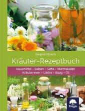 Kräuter-Rezeptbuch Cover