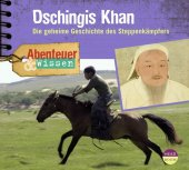 Dschingis Khan, 1 Audio-CD