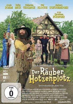 Der Räuber Hotzenplotz (2005), 1 DVD