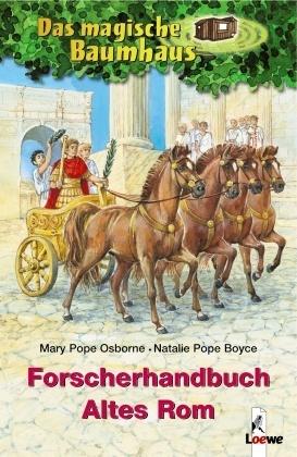 Forscherhandbuch Altes Rom