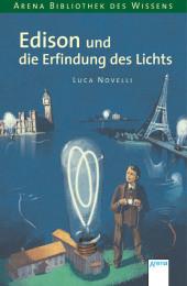Edison und die Erfindung des Lichts Cover