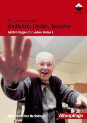 Gedichte, Lieder, Sketche Cover