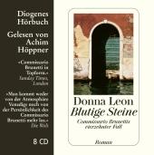 Blutige Steine, 8 Audio-CDs Cover