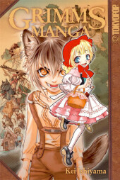 Grimms Manga Cover