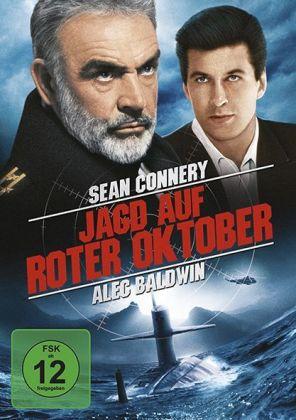 Jagd auf Roter Oktober, 1 DVD