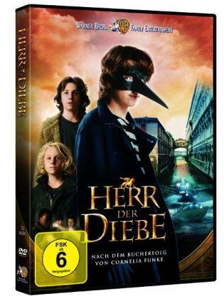 Herr der Diebe, 1 DVD, deutsche u. englische Version