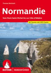 Rother Wanderführer Normandie