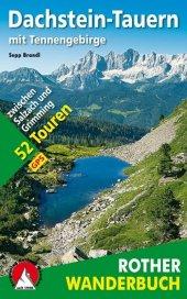 Rother Wanderbuch Dachstein-Tauern mit Tennengebirge Cover