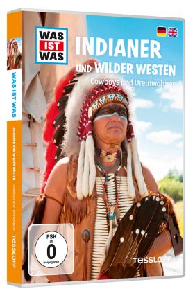 Indianer und Wilder Westen; Indians and The Wild West, 1 DVD