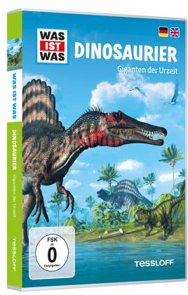 Dinosaurier, 1 DVD