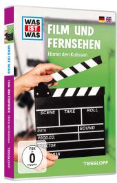 Film und Fernsehen / Film and Television, DVD Cover