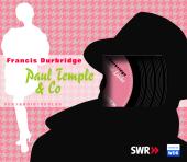 Paul Temple & Co., 5 Audio-CDs (Sammleredition) Cover