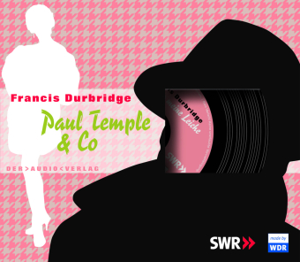Paul Temple & Co., 5 Audio-CDs (Sammleredition)