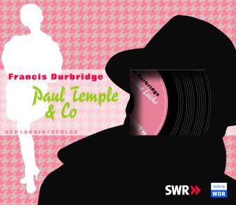 Paul Temple & Co, Paul Temple und der Fall Margo, 5 Audio-CDs (Sammleredition)