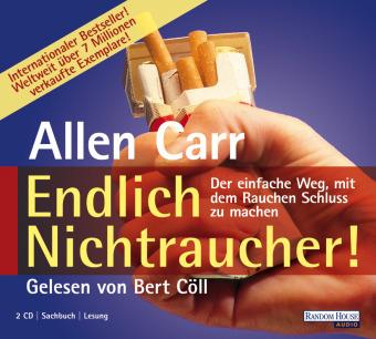 Endlich Nichtraucher, 1 Audio-CD
