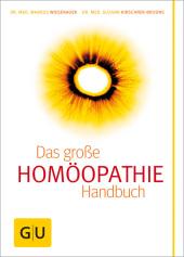 Das große Homöopathie Handbuch Cover