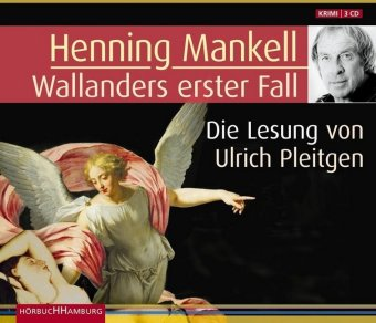 Wallanders erster Fall, 3 Audio-CDs