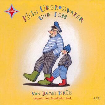 Mein Urgroßvater und ich, 4 Audio-CDs