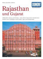 DuMont Kunst-Reiseführer Rajasthan und Gujarat Cover