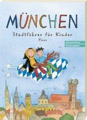 München, Stadtführer für Kinder Cover