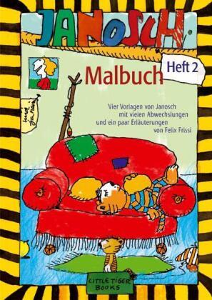 Janosch Malbuch