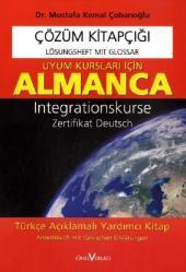Uyum Kurslari Icin Almanca, Cözüm Kitapcigi; Intergrationskurse Zertifikat Deutsch, Lösungsheft mit Glossar