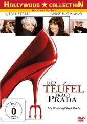 Der Teufel trägt Prada, 1 DVD Cover