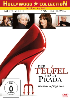 Der Teufel trägt Prada, 1 DVD