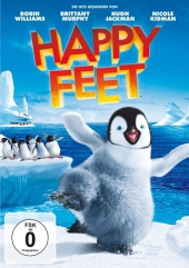 Happy Feet, 1 DVD Cover