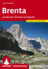 Rother Wanderführer Brenta