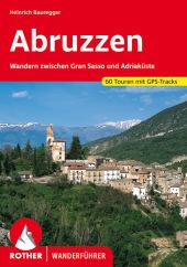 Rother Wanderführer Abruzzen Cover