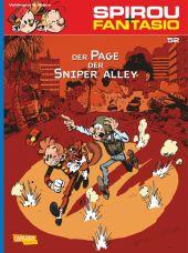 Spirou + Fantasio - Der Page der Sniper Alley