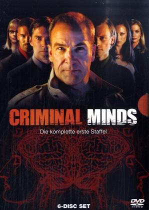 Ciminal Minds, 6 DVDs