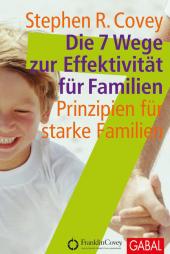 Die 7 Wege zur Effektivität für Familien Cover