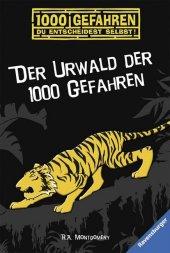Der Urwald der 1000 Gefahren Cover