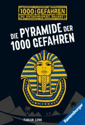 Die Pyramide der 1000 Gefahren Cover